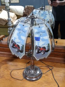 Tractor Touch Lamp for Sale in Middleburg Heights,  OH