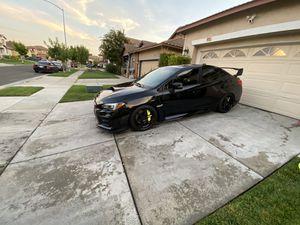 2020 Subaru Sti for Sale in Stockton, CA