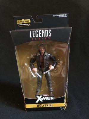 Marvel Legends Old Man Logan Warlock BAF for Sale in South Pasadena, CA