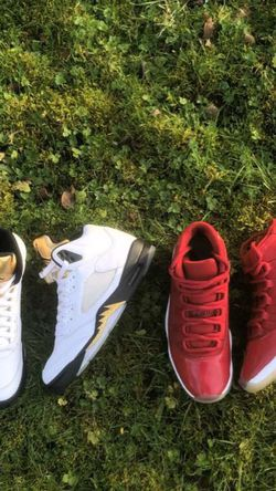 Jordan 5 and Jordan 11 Size 9 for Sale in Everett,  WA