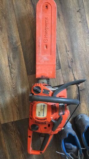Husqvarna E series 240 Chain Saw for Sale in Annville, PA