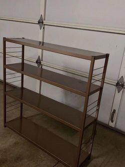 Metal Rack like NEW for Sale in Moreno Valley,  CA