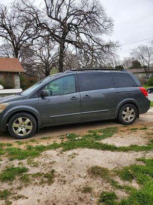 Minivan Nissan Quest 2003 for Sale in Fort Worth, TX