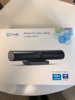 TelyHD Skype Video Calling for Sale in Portland, OR