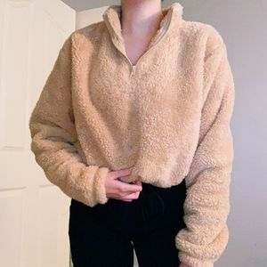 Two Forever 21 Teddy Bear Cropped Jackets for Sale in Cypress, TX