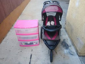 Baby Stroller, plastic drawers for Sale in Tijuana, MX
