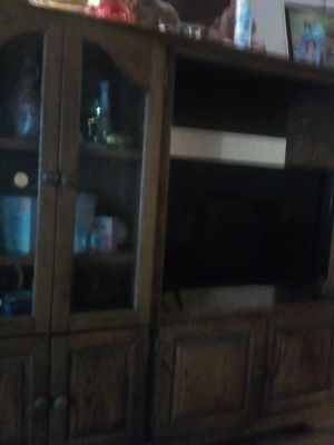 Entertainment center for Sale in Tulsa, OK