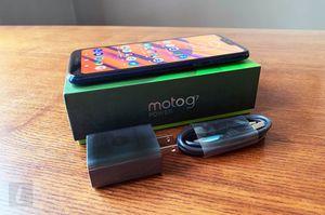 Motorola Moto G7 Power - 32 GB - Marine Blue for Sale in Las Vegas, NV