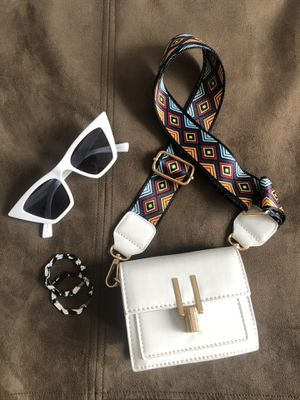 Mini Trend Women Bag 2019, White for Sale in San Diego, CA