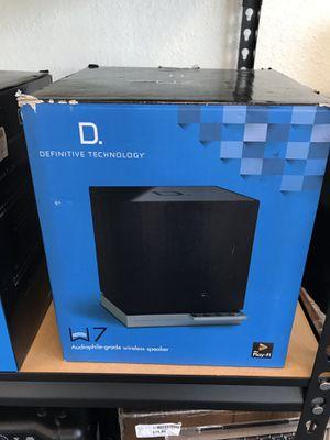 W7 Wireless Speaker for Sale in Lakeland, FL