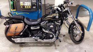 2016 Harley Davidson Wide Glide Motorcycle for Sale in San Antonio, TX