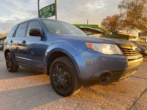 2010 Subaru Forester for Sale in Dallas, TX