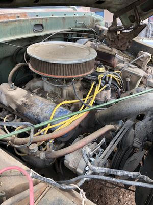 1972 Ford truck F2 50 camper special for Sale in Santa Fe, NM