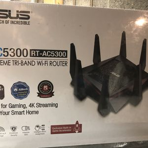 Asus WiFi Router for Sale in Wayne, NJ