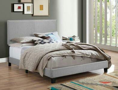 [SPECIAL] Erin Gray Upholstered King Bed