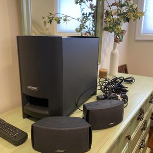 Bose Cinemate Digital Home Theater Speaker System for Sale in Staten Island, NY