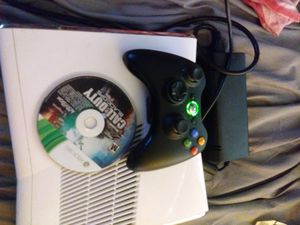 White Xbox 360 for Sale in San Diego, CA