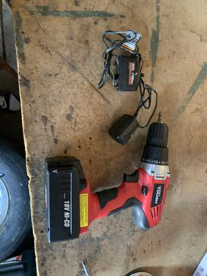 Hyper touch 18-volt cordless drill for Sale in Palmdale, CA
