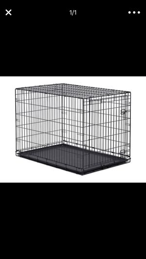 Xl dog crate cage 50 inch's for Sale in Cleveland, OH