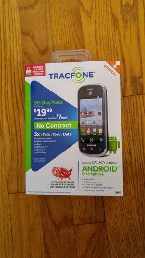 Samsung trac phone for Sale in Gurnee, IL