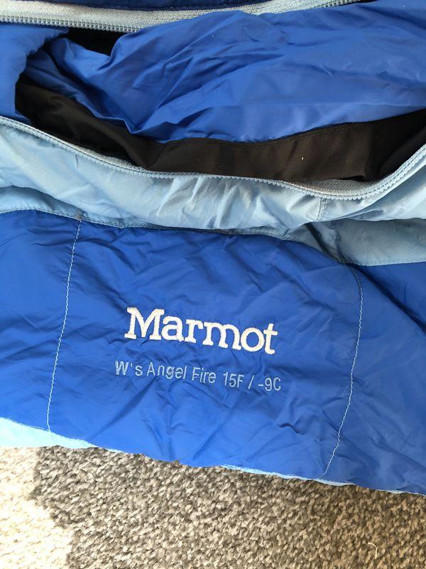 Marmot 3 Season Sleeping Bag