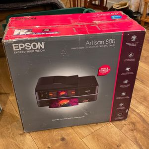 Epson Artisan 800 All In One Printer for Sale in Seattle, WA