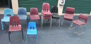Children School Chairs for Sale in Gwinnett Village, GA