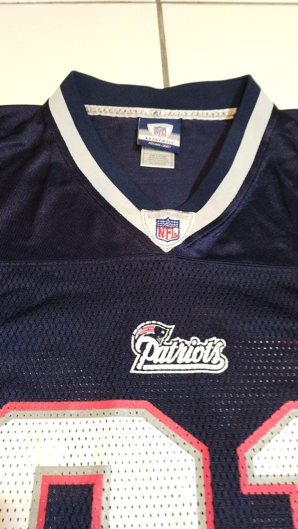 New England Patriots Randy Moss #81 NFL Jersey Size XXL