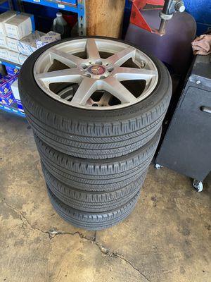 Mercedes Rims + Tires (AMG) for Sale in Artesia, CA