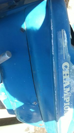 Champion Hydro Drive outboard motor for Sale in Mesa, AZ