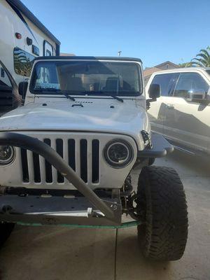 2006 jeep wrangler tj Rubicon for Sale in Sacramento, CA