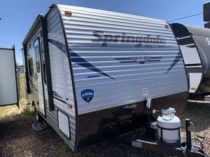 2019 Keystone Springdale Mini Travel Trailer for Sale in Lakeside, AZ