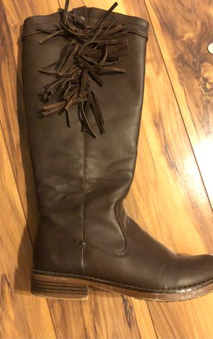 Fringe boots for Sale in Salisbury, NC