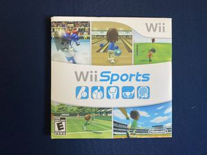 CIB Wii Sports (Wii, 2006) for Sale in Seattle, WA