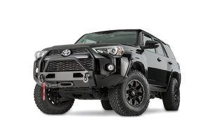 Semi hidden winch mount bumper Warn. Parachoque Warn. For Toyota Forunner 2014-2019 (not limited) for Sale in Miami, FL