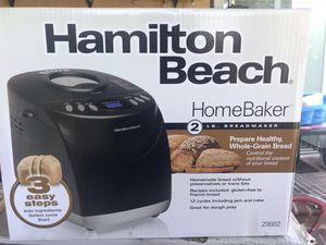 Hamilton Beach Bread Maker for Sale in Los Angeles, CA