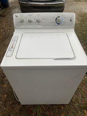 GE electric washing machine for Sale in Lake Charles, LA