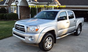 Toyota Tacoma! $$REDUCED$$ =PRICE= (1200$$ OBO)=2005 for Sale in Waterbury, CT