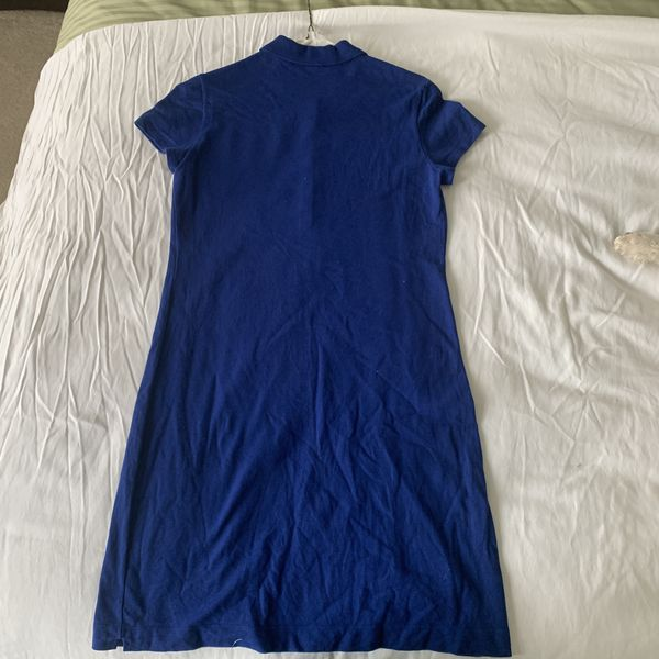 Women's Lacoste Polo Dress