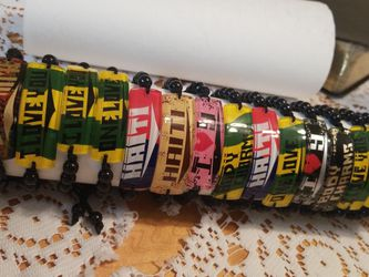 Nice Handmade Bracelet With Your Name Or Whatever You Like It Just $10 for Sale in Orlando,  FL