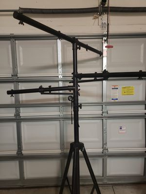 on stage strands poles. (two poles) for Sale in Ruskin, FL