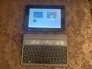 acer icona tablet laptop for Sale in Phoenix, AZ
