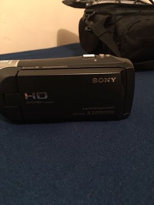 Sony HD video camera for Sale in Cleveland, OH