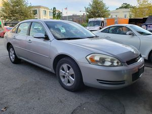 2007 CHEVY IMPALA LT for Sale in Washington, DC