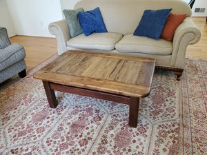 Rustic Coffee Table for Sale in Sully Station, VA