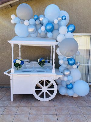 Candy Cart | Balloon Garlands 🌟 for Sale in Bloomington, CA