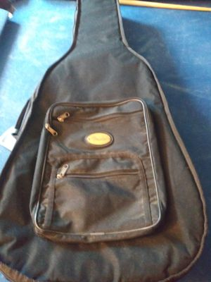 Fender Soft Guitar bag fits electric guitars and acoustcaster for Sale in Playa del Rey, CA