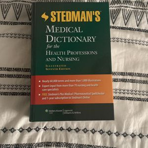 Medical Dictionary for Sale in Long Beach, CA