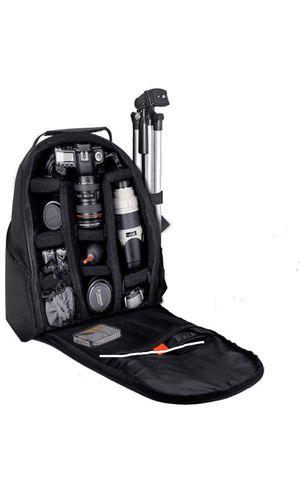 Deluxe Digital SLR Camera Backpack For Canon EOS Rebel EOS-M, EOS M3, EOS M6, EOS M10, EOS M50, M100, T3, T3i, T4i, T5, T5i, T6, T6i, T6s, T7, T7i, E for Sale in Brooklyn, NY