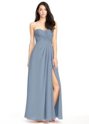 Azazie Arabella Allure Dusty Blue Bridesmaids Dress for Sale in Brooklyn, NY